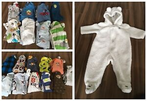 Boys 3 month clothing lot