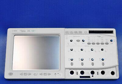 Agilent Hp Keysight Dso81304a Infiniium Oscilloscope Front Panel