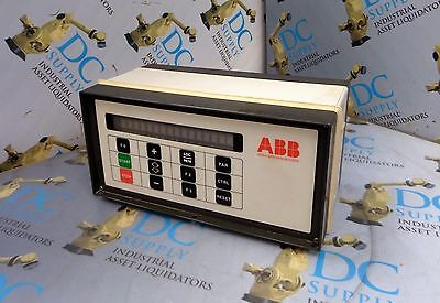 Abb Safp 22 Pan Control Panel