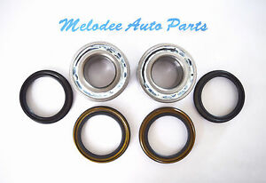 2 Front Wheel Bearing & 4 Seal set for CELICA 89-99 / RAV4 96-00     90369-38003