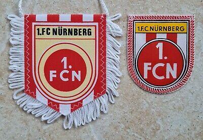 Alter Aufnäher 1 FC Nürnberg RED DAIMONDSvon 1980 Kutte Ultras