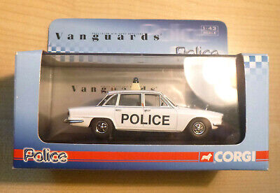 Corgi Vanguards VA08207 TRIUMPH 2.5Pi Dorset Police Limited Edition of 3500.