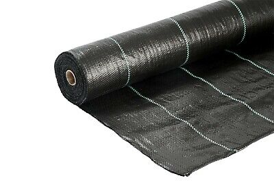 Cladco Heavy Duty Weed Control solution Mat 100gsm 20m length roll