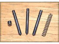 CNC spring loaded Diamond drag engraving tool bit SherlineTaig mill G704 maxnc