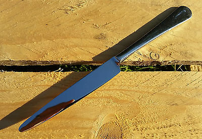 Virgin Atlantic airline cutlery knife x 1 stainless steel aeronautica