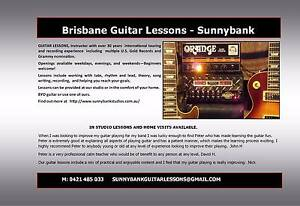 It's Never Too Late-Guitar Lessons w/ Award Winning Guitarist Sunnybank Brisbane South West Preview