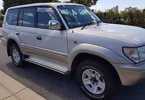 1999 Toyota LandCruiser Prado Wagon Dutton Park Brisbane South West Preview