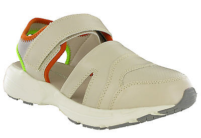 Extra Wide Sandals Womens Summer Lightweight Beach Holiday Trainers E Fitting
