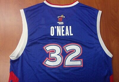 Vintage Reebok NBA All Star Game 2005 Shaquille O'Neal Authentic Jersey XL