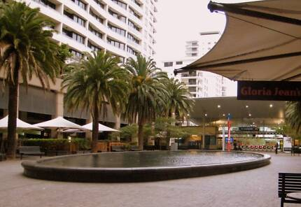 1 FEMALE ONLY - ST LEONARDS- 1 ROOM IN 2 BED+2 BATH FURNISHED APT