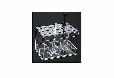 Plasdent Dental Premium Organizer Holder For Composite Syringes Accessories