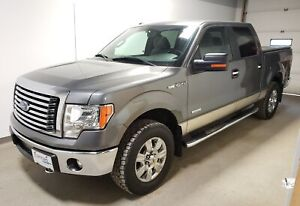 2011 Ford F-150 Wtr Tires/Rims|Low Kms|V8|Alloys|New Tires|Clean