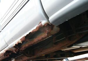 ROCKER PANEL & RUST REPAIRED (from) $150
