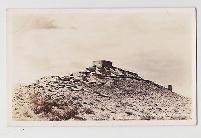 For sale RPPC,Clarkdale,AZ.Ruins,Tuzigoot National Monument,Yavapai Co.Frasher,c.1937-42