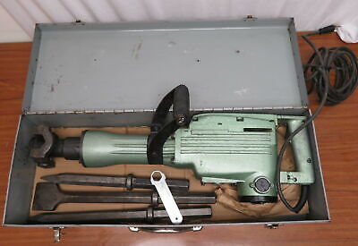 Hitachi H65 1-18-inch 11.4 Amp Demolition Hammer