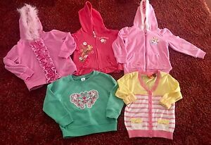 Girls size 4 x 5 Jumpers/Cardigan Madeley Wanneroo Area Preview