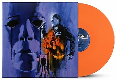 John Carpenter & And Alan Howarth: Halloween (2) II Orange Vinyl LP (PRE-ORDER)