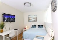 $990 DELUXE ROOM,15 MIN TO DOWNTOWN EVERYTHING INCLUDED