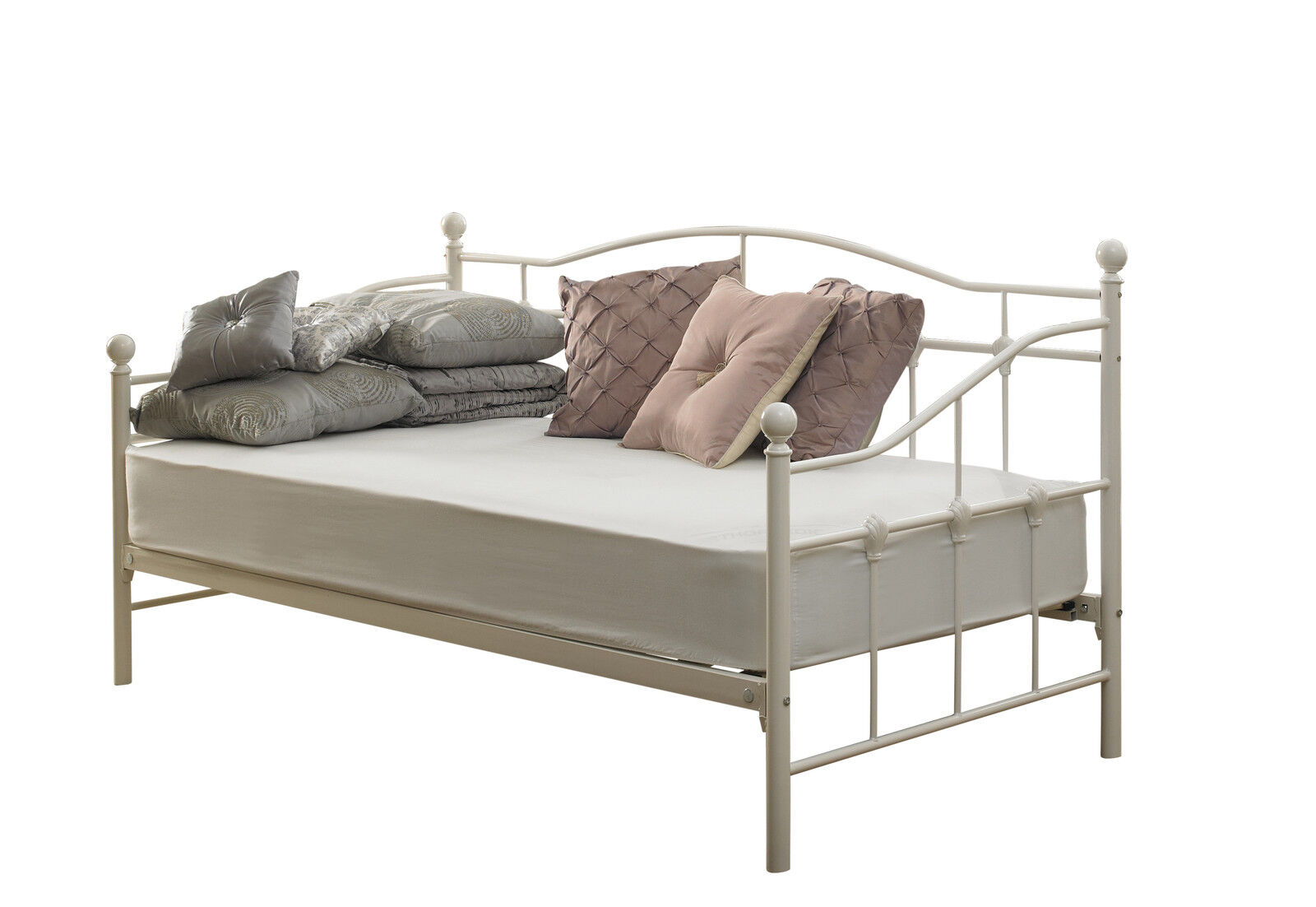 Single metal bed frames - Categories Bunk Beds Frame Beds