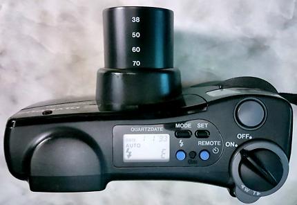 Olympus Superzoom 70 Camera Excellent Cond