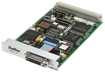 Truetime Symmetricom Nts-xl 87-6003-xl Ntp Network Time Server Card Aui Xl-dc