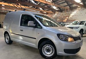 2012 VOLKSWAGEN CADDY **TURBO DIESEL** Launceston Launceston Area Preview