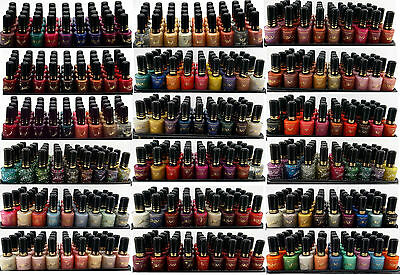 40x JRBeauty Nail Polish/Varnish/Enamel Wholesale JobLot Cosmetics Clearance