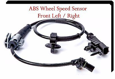 ALS1465 ABS Wheel Speed Sensor Front-Left/Right Fits: Cadillac Chevrolet GMC