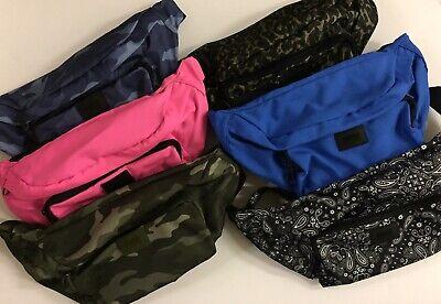 Victoria's Secret PINK Oversized Belt bag Fanny Pack Waist Purse~Pick your color Bag Womens Oversized Handbag