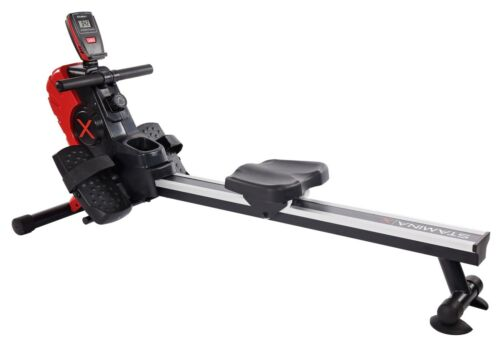 Stamina X Magnetic Rower Cardio Exercise Rowing Machine 35-1102 NEW