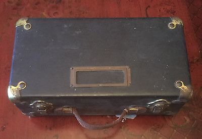 Vintage Electric Meter American Airlines Detroit Michigan Aircraft Hand Made