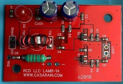 HF Receiving Loop Antenna Amplifier - Amateur or Shortwave SWL - Updated!