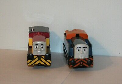 Thomas & Friends TRACKMASTER DEN & DART *RELISTED*