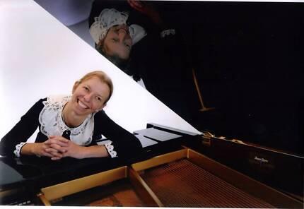 Sabine's Piano Studio