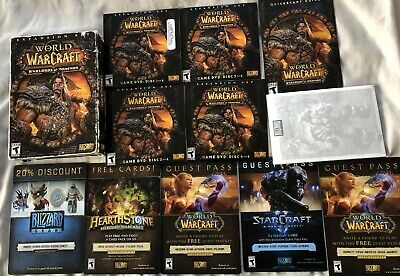World of Warcraft Warlords of Draenor Collector's Edition Expansion Set