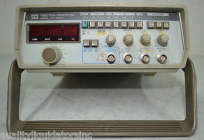 Gw Instek Function Generator Gfg-8016g