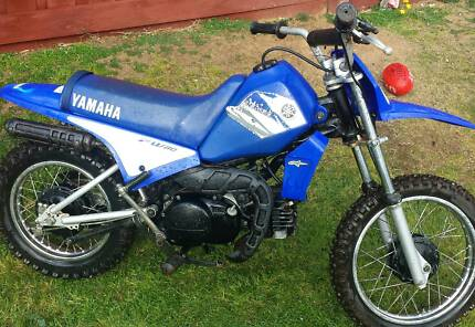 peewee 80 yamaha ttr Werribee Wyndham Area Preview
