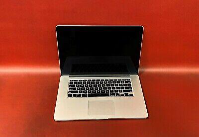 """Apple MacBook Pro Retina 15"""" M 2012 Intel i7 @ 2.3GHz 8GB RAM 128GB SSD Catalina"""