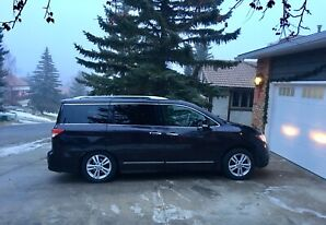 Nissan Quest LE (Luxury Edition) 2011