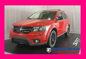 Dodge Journey SXT Black Top