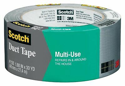 3m 1130-a 1.88 X 30 Yards Multi Use Duct Tape