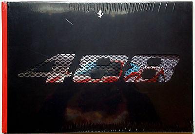 Authentic Ferrari 488GTB Hardcover Brochure   95993439