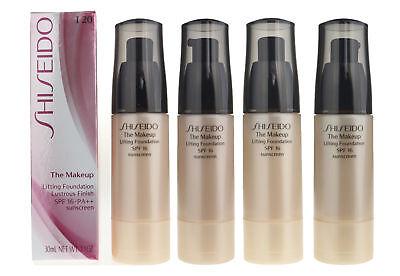 Shiseido The Makeup Lifting Foundation SPF 16 Sunscreen 1.1oz(Choose Your Shade) ()