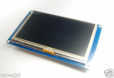 4.3 Inch Tft Lcd Module Wfont Ic 480x272 Ssd1963 Arduino Due Mega 3.2 2.8