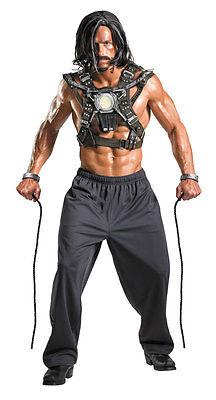 Iron Man 2 Peitschenriemen Kostüm Zubehör Set Neu