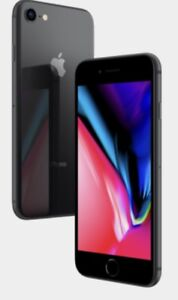 IPhone 8 64gb black. Almost New.