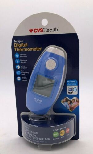 Digital TEMPLE Thermometer Accurate Result LCD Display Screen NEW Battery Power