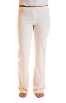 100% Dye-Free Organic Cotton Women Ladies Pyjama Pants Best for Dermatitis