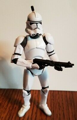 Star Wars TLC Legacy Collection SL12 Clone Trooper ROTS LOOSE COMPLETE