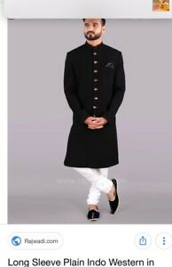 Indian Pakistani men's clothing vest basket kurtas sherwani